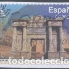 Selos: ESPAÑA - AÑO 2014 - EDIFIL 4844 - ARCOS Y PUERTAS MONUMENTALES (A) - USADO. Lote 206375020