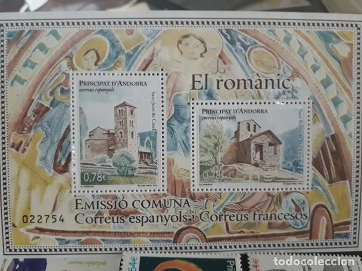 Sellos: Sellos Andorra año 2010 Completo MNH Nuevos - Foto 2 - 210100300