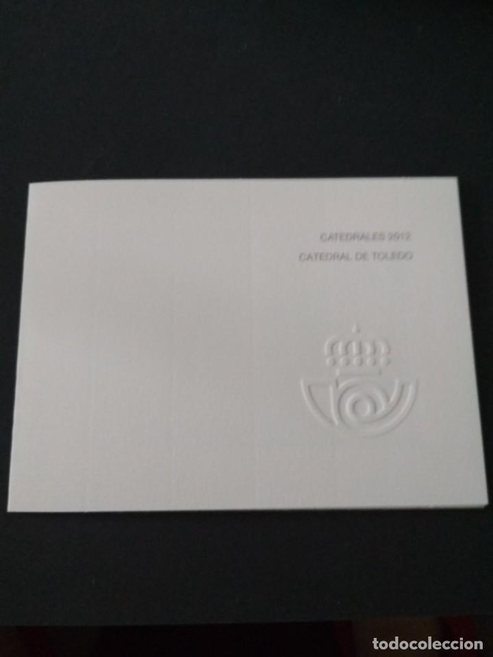 Sellos: Sellos españa prueba de lujo Nº 108 Toledo Valor de catalogo 14€ - Foto 2 - 210198826