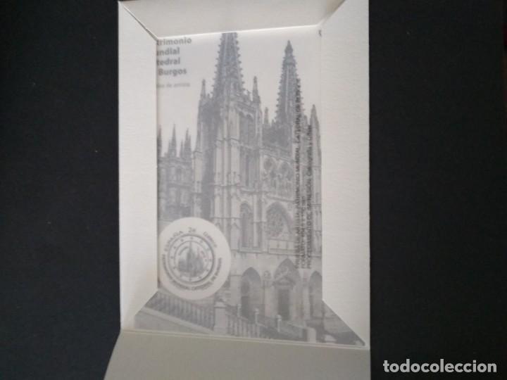 Sellos: Sellos españa prueba de lujo Nº 107 Burgos Valor de catalogo 14€ - Foto 3 - 210198910