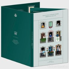 Sellos: SPAIN 2020 - COVID - HEROES OF THE 21ST CENTURY - SPECIAL FOLDER. Lote 211837115
