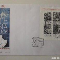Francobolli: SELLOS ESPAÑA AÑO 2005 SPD GRAN FORMATO NUEVOS. Lote 212007058