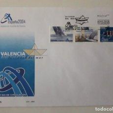 Francobolli: SELLOS ESPAÑA AÑO 2004 SPD GRAN FORMATO NUEVOS. Lote 212007460