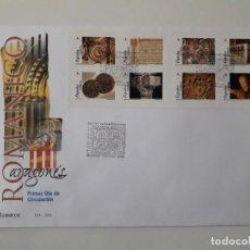 Francobolli: SELLOS ESPAÑA AÑO 2004 SPD GRAN FORMATO NUEVOS. Lote 212007622