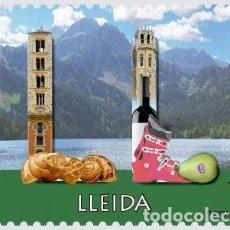 Francobolli: ESPAÑA 2020 12 MESES, 12 SELLOS: LLEIDA MNH ED 5369 YT 5170. Lote 216366061