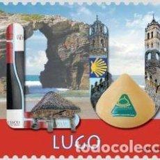 Timbres: ESPAÑA 2020 12 MESES, 12 SELLOS: LUGO MNH ED 5370 YT 5161. Lote 234584115