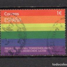 Sellos: SELLO USADO DE ESPAÑA -PAISAJE BEGOÑA, TORREMOLINOS-, AÑO 2020, EN BUEN ESTADO. Lote 221387797
