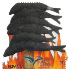 Sellos: ESPAÑA 2020 EUROMED - EL ESPETO. NUEVO MNH. Lote 222042248
