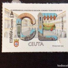 Francobolli: ESPAÑA AÑO 2020. CEUTA. Lote 224802193