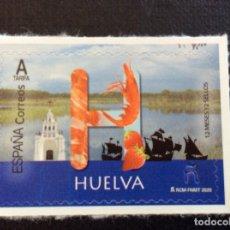 Francobolli: ESPAÑA AÑO 2020. HUELVA. Lote 224802227