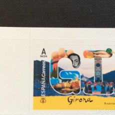 Selos: ESPAÑA Nº YVERT 4934*** AÑO 2018. GIRONA. Lote 264276268