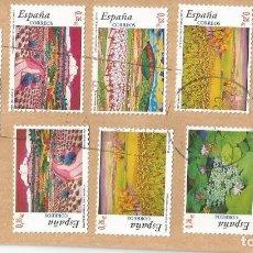 Selos: ESPAÑA USADOS. Lote 227965700