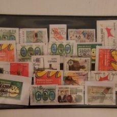 Sellos: SELLOS ESPAÑA EUROS. Lote 229124132