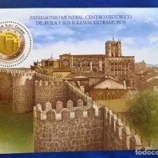 Sellos: ESPAÑA SPAIN 5301 2019 PATRIMONIO MUNDIAL CENTRO HISTÓRICO DE ÁVILA. Lote 229888190