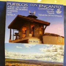 Selos: 2020 PUEBLOS CON ENCANTO CHARMING VILLAGES MORELLA TEJEDA **. Lote 229898755