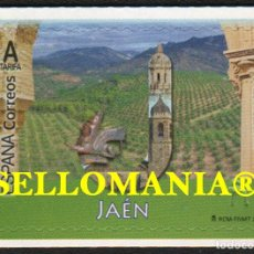 Timbres: 2020 JAEN 12 MESES 12 SELLOS OLIVE GRAVES OLIVOS ACEITE ** MNH TC23865. Lote 263718250