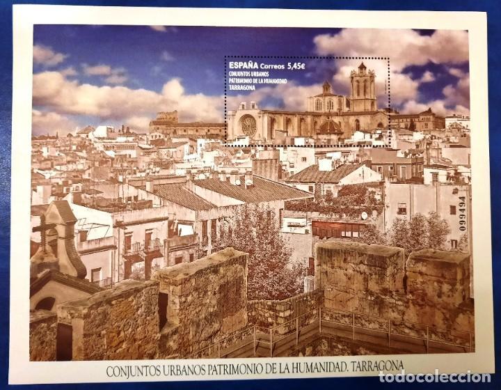 2020 TARRAGONA PATRIMONIO HUMANIDAD (Sellos - España - Felipe VI)