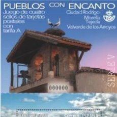 Francobolli: 19.- ESPAÑA 2020 CANET PUEBLOS CON ENCANTO. Lote 231522490