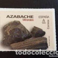 Timbres: ESPAÑA 2020 (5404) AZABACHE (NUEVO). Lote 232825695