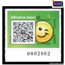 Selos: ESPAÑA 2014. EDIFIL 4875. TICS. INFORMACIÓN Y COMUNICACIÓN. NUEVO** MNH. Lote 238885045