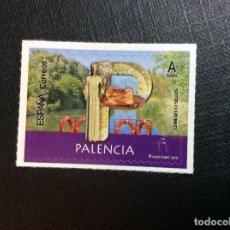 Sellos: ESPAÑA AÑO 2020. PROVINCIAS.PALENCIA. Lote 240744050