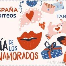 Sellos: [C0101] ESPAÑA 2021; DÍA DE LOS ENAMORADOS (MNH). Lote 243659295
