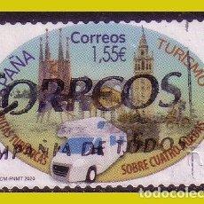 Timbres: 2020 TURISMO, EDIFIL Nº 5376 (O). Lote 244175890