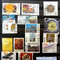 Selos: SELLOS ESPAÑA - FOTO 069 - SELLOS EN EUROS,USADO. Lote 244651380