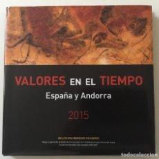 Sellos: 2015-ESPAÑA LIBRO CORREOS ESPAÑA Y ANDORRA INCLUYE - PRUEBAS -. Lote 248056020