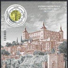 Sellos: [B0065] ESPAÑA 2021; HB CENTRO HISTÓRICO DE TOLEDO (MNH). Lote 263785950