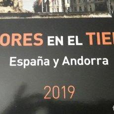 Francobolli: SELLOS ESPAÑA LIBRO DE CORREOS 2019 COMPLETAMENTE MONTADO PARA SELLOS EN TRANSPARENTE. Lote 253713405