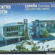Sellos: SPAIN 2021 - BOTIN CENTRE, SANTANDER MNH. Lote 254579720