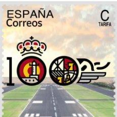 Sellos: ESPAÑA, 5395 CENTENARIO DE BASES AÉREAS(FOTOGRAFÍA ESTÁNDAR). Lote 260015765