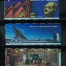 Selos: ESPAÑA,N°5392/4 MUSEOS 2020(FOTOGRAFÍA ESTÁNDAR). Lote 260017800