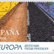 Sellos: ESPAÑA, 5402 EUROPA ANTIGUAS RUTAS POSTALES.(FOTOGRAFÍA ESTÁNDAR). Lote 263103560