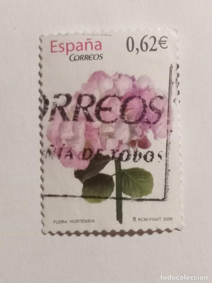 SELLO ESPAÑA € 2009 (Sellos - España - Felipe VI)