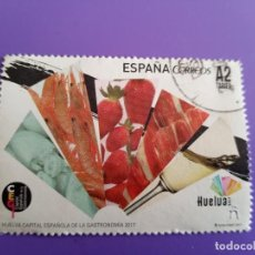 Selos: SELLO ESPAÑA USADO 2017. Lote 268858194