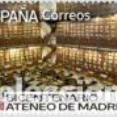 Timbres: SELLO NUEVO ESPAÑA 2021, ATENEO DE MADRID. Lote 268967069