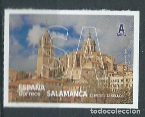ESPAÑA 2021 12 MESES, 12 SELLOS SALAMANCA MNH ED 5450 YT 5192 (Sellos - España - Felipe VI)