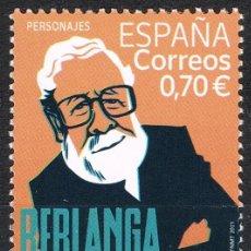 Sellos: [C0349] ESPAÑA 2021. LUIS GARCÍA BERLANGA (MNH). Lote 269333818