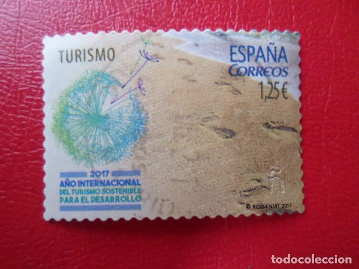 -2017, AÑO INTERNACIONAL DEL TURISMO SOSTENIBLE PARA EL DESARROLLO, EDIFIL 5114 (Sellos - España - Felipe VI)