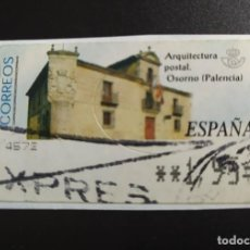 Sellos: ##ESPAÑA - ATM ARQUITECTURA POSTAL USADO##. Lote 270226153