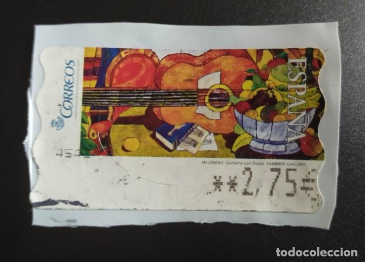 ##ESPAÑA - ATM MELÉNDEZ USADO## (Sellos - España - Felipe VI)