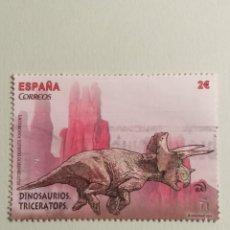 Sellos: SELLOS DINOSAURIOS - ESPAÑA- M9. Lote 270415578