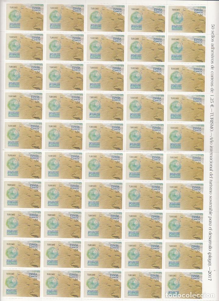 SELLOS PARA FRANQUEO 50 SELLOS DE 1,25 .-TOTAL 62,50 - POR DEBAJO VALOR FACIAL -------- (Sellos - España - Felipe VI)