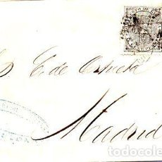 Sellos: 0037CARTA DE ESPANA CON YVERT N 132. Lote 277393248