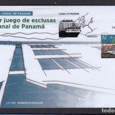 Sellos: 2.- ESPAÑA 2019 SPD CANAL DE PANAMA. Lote 277546793