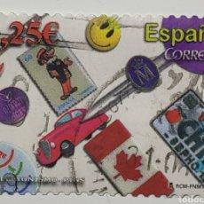 Sellos: SELLO ESPAÑA, 0.25€, COLECCIONISMO, 2015. Lote 287768073