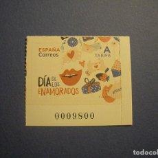 Sellos: ESPAÑA 2021 - DÍA DE LOS ENAMORADOS - EDIFIL 5456 - NUEVO.. Lote 295774293