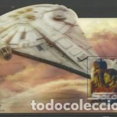 Sellos: HB** DE ESPAÑA 2018, EDIFIL 5224, STAR WARS. Lote 296846898